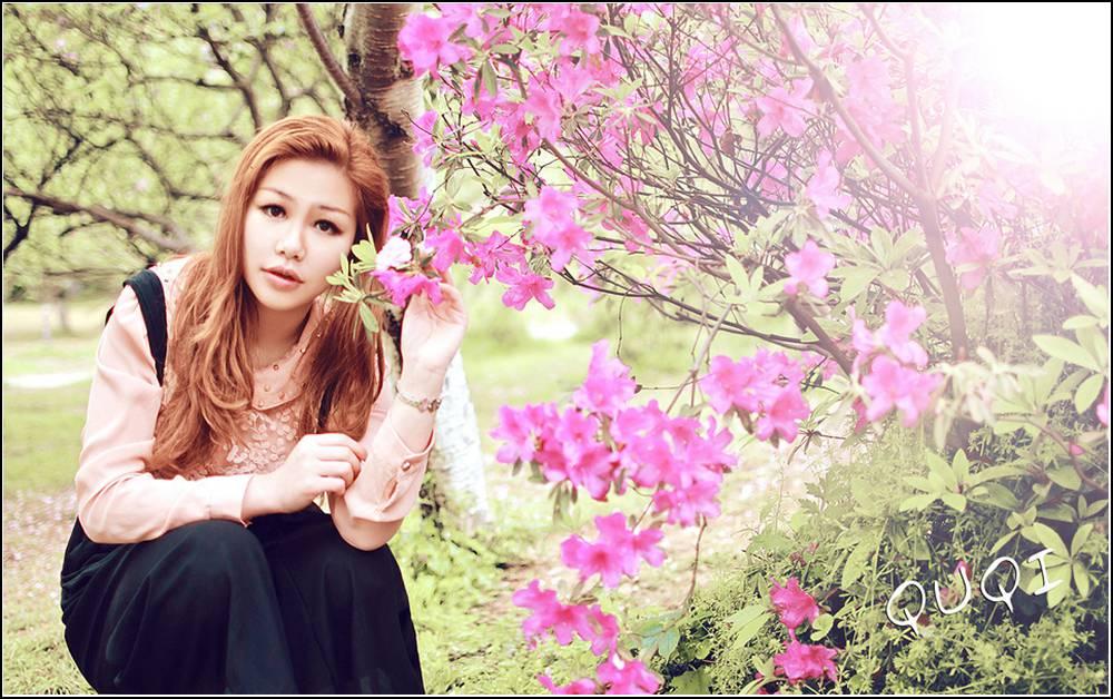 清纯靓丽美女的花季年华(图 1)